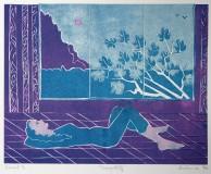 Tranquility-linocut-72